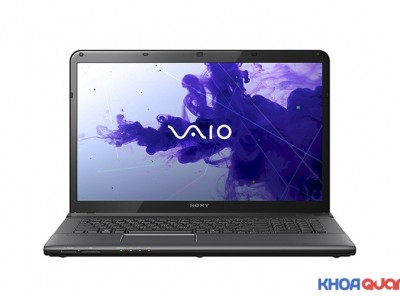 Laptop Sony SVE17137CXB ( Core I7 3632QM – Ram 8G – SSD 240G – AMD HD 7500M – 17.3 – FHD) Máy đẹp