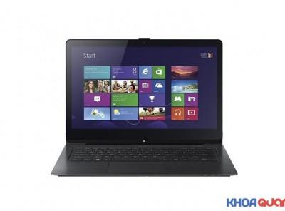 Laptop Sony SVF13N24CX/B (Core I5-4200U – Ram 4G – SSD 128G – 13.3″ – FHD) Máy đẹp