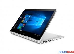 Laptop HP ENVY X360 M6-aq105dx (Core i7-7500U – Ram 16Gb – HDD 1Tb – 15.6″ – FHD Touch) Máy đẹp