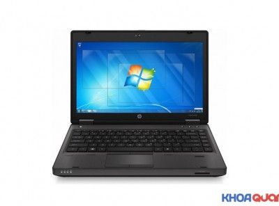 Laptop HP ProBook 6360b (Core i5 2410M – Ram 4GB – HDD 250GB – 13.3″ – HD)
