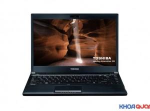 Laptop Toshiba Portege R830 PT321L ( Core i7-2620M – Ram 8G – HDD 500G – 13.3″ – HD)