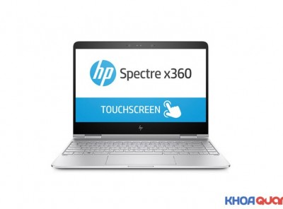 HP Spectre X360 (Core I7 7500U – Ram 16G – SSD 512G – 13.3″ – UHD Touch)