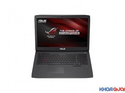 "Asus G751J (Core i7 4710HQ – Ram 24GB – HDD 1TB – SSD 256GB – 17.3 "" – GTX 980M – FHD)"