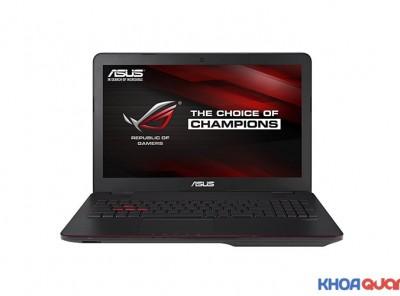 Asus GL551J (Core I7-4710HQ – Ram 16G – HDD 1T+24G – 15.6″ – GTX 860M – FHD)