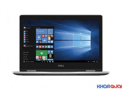 Dell Inspiron 7378 Touch (Core I7-7500U – Ram 8G – SSD 256 – 13.3″ – FHD)