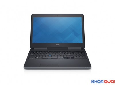 Dell Precision M7520 (Core i7-7700HQ – Ram 16G – SSD 256 – 15.6″ – Quadro M1200 – FHD)