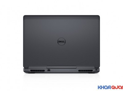 Dell Precision 7520 2018 i7 6820HQ 2.7Ghz, Ram 16GB, SSD 512GB, Vga Quadro M1200 4GB, 15.6″ IPS FHD