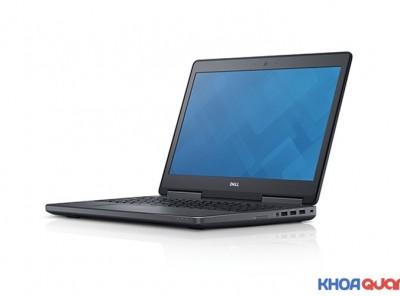 Dell Precision 7520  i7 7700HQ  16GB, SSHD 1TB Vga Quadro M1200 4GB, 15.6″ IPS NEW OPEN BOX