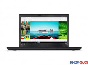 Lenovo ThinkPad T470P (Core I7 7820HQ – Ram 16 – SSD 256 – 14.1″ – GeForce® 940MX – WQHD) Máy đẹp