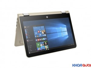 "HP Pavilion x360 Gold Touch (Core I5 6200U – Ram 8G – SSD 128G – 13.3 "" FHD)"