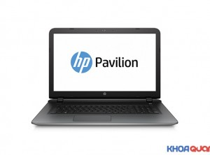 "HP Pavilion Notebook 17-G192NR (Core I7 6700HQ – Ram 8G – HDD 1T – 17.3 "" – HD)"