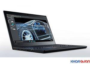 Lenovo ThinkPad P50s (Core I7 6600U - Ram 16G - SSD 512G - 15.6'' - QHD - Quadro M500M)
