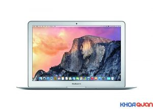 "Macbook Air MJVE2 EARLY 2015 (Core I5 5250U - Ram 4G - SSD 128 - 13.3"")"
