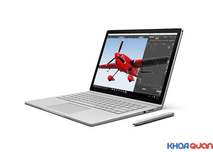 "Surface Book (Core i7 6600U - Ram 16G - SSD 512 - GF GPU - 13.4"" - QHD+)"