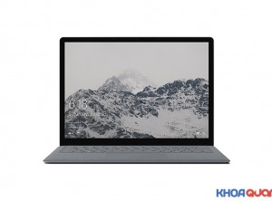Surface Laptop (Core i5 7200u – Ram 8G – SSD 256G – 13.5″ – FHD+ – touch)