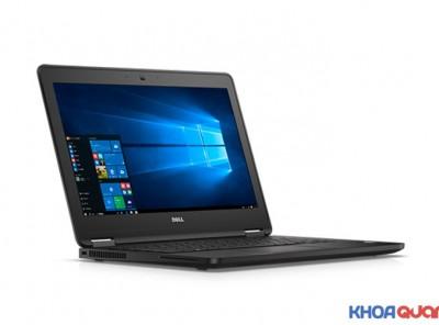 Dell Latitude E7280 (Core i7-7600U – Ram 8G – SSD 128G – 12.5″ – FHD)