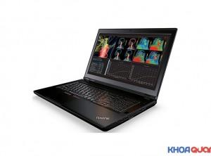 Lenovo Thinkpad P70 (XEON E3-1505M V5 – Ram 32G – SSD 512 – 17.3″ – UHD – Quadro M5000M)
