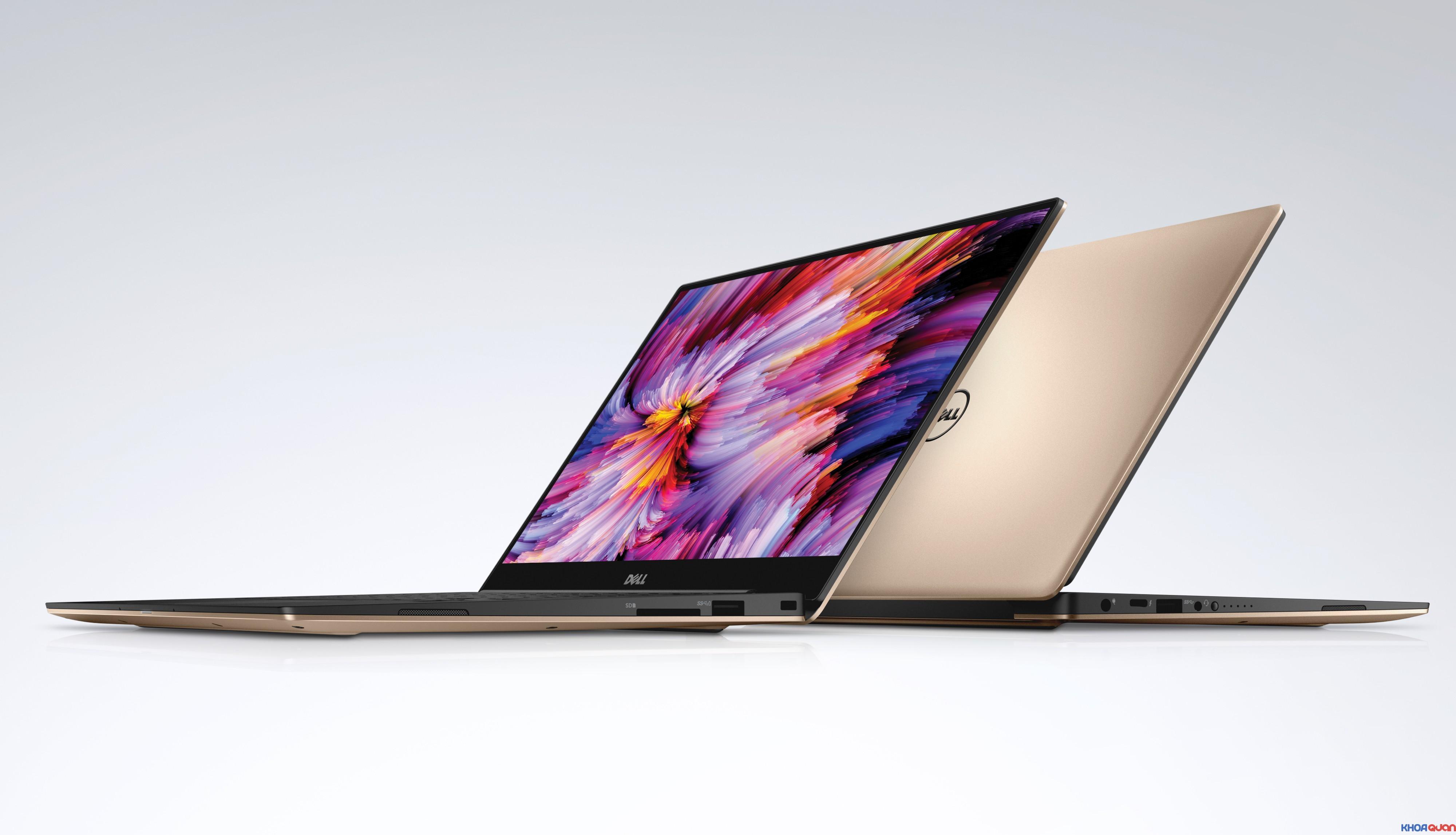 Laptop Dell XPS 13 9360 xách tay USA cũ giá rẻ TP.HCM