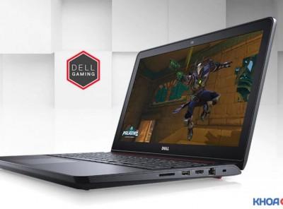 Dell Inspiron 15-5577, Core i7-7700HQ, 128GB SSD + 1TB, 8GB, 4GB GTX1050, 15.6inch FHD