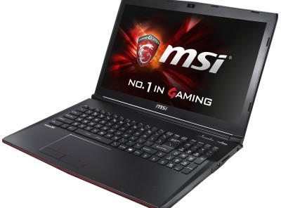 MSI Gaming GE72 ( Core I7 7700HQ – Ram 16 -SSD128+ HDD 1T – GTX 1070M 8G – 17″ – FHD)