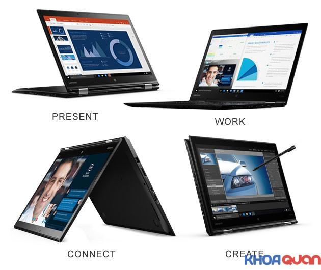 So sánh laptop HP và Lenovo