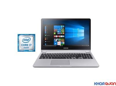 Samsung Notebook 7 Spin NP740U5L I7 6500U 8G SSD 128+ HDD 1TB GT 940M 15.6 FULL HD TOUCH X360
