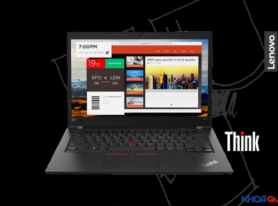 Lenovo ThinkPad T480s 2018 i7 8650U 4.2Ghz Turbo 8MB Cache, Ram 16GB, SSD 1TB M2 PCLe PM961, 14″ IPS QHD 2560×1440 New Full Box