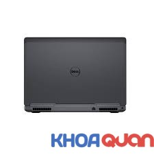 Dell Precision M7720 ( Xeon E3 1535 – Ram 32G – SSD 512 +HDD 1TB – 17.3″ 4K – Quadro P5000 16G) NEW FULL BOX