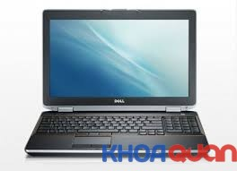 Dell Latitude E6520 Core i5 2520M 2.5Ghz, Ram 4G, HDD 320G, VGA Rời NVS 4200M. 15.6