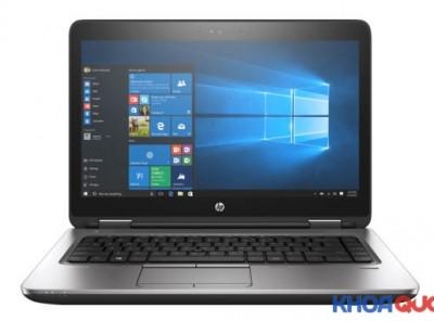 HP Probook 640 G3 (Core i5 7200U – Ram 8G – SSD 256G – 14.3 – HD)