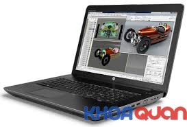 HP ZBook G3 ( I7-6700HQ – Ram 16GB – SSD 256GB – 15.6″ FHD IPS – Quadro M1000M)