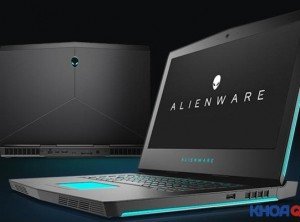 Dell Alienware M17 R5 2018 i9 8950HK Up To 5.0GHz, 32GB  SSD 512 HDD 1TB GTX 1080 8GB 17.3 IPS QHD