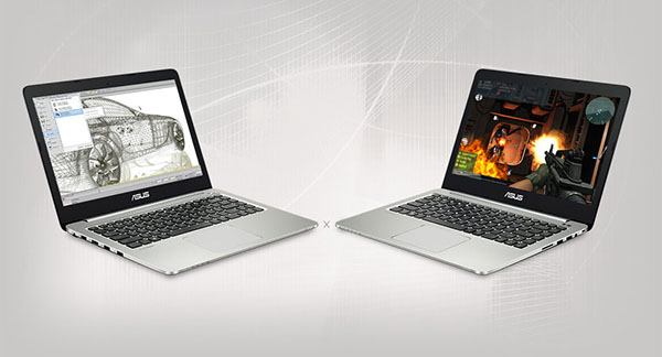 Nên mua laptop Asus dòng K hay X – Ưu điểm chính của mỗi loại máy