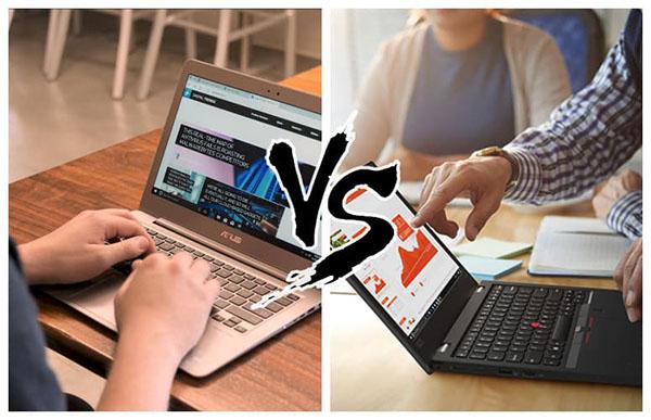 Nên mua laptop Asus hay Lenovo? Đâu là lựa chọn thông minh nhất?