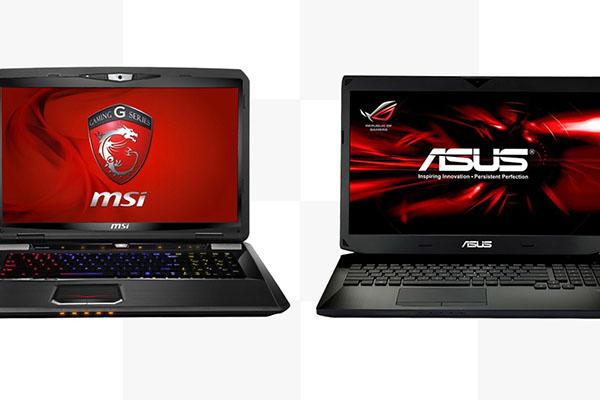 Nên mua laptop Asus hay MSI dùng cho việc chơi game sẽ tốt hơn?