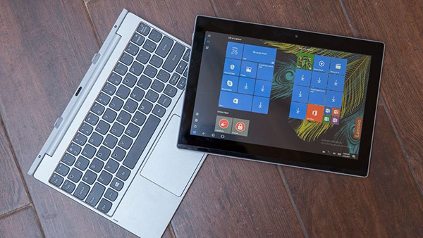 Nên mua laptop 2 in 1 nào: Mẫu bàn phím tháo rời hay xoay 360 độ?