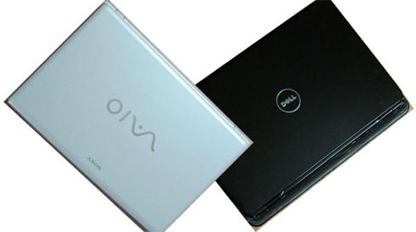 Nên mua laptop Sony hay Dell – Loại nào thiết kế đẹp, độ bền cao?