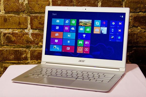tại sao không nên mua laptop acer