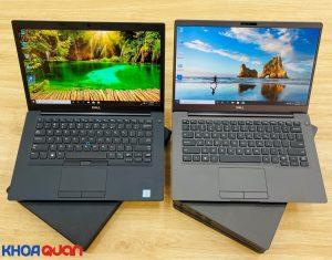 Laptop Dell Latitude 7400 Màu Đen Nhập Khẩu Mỹ Chính Hãng