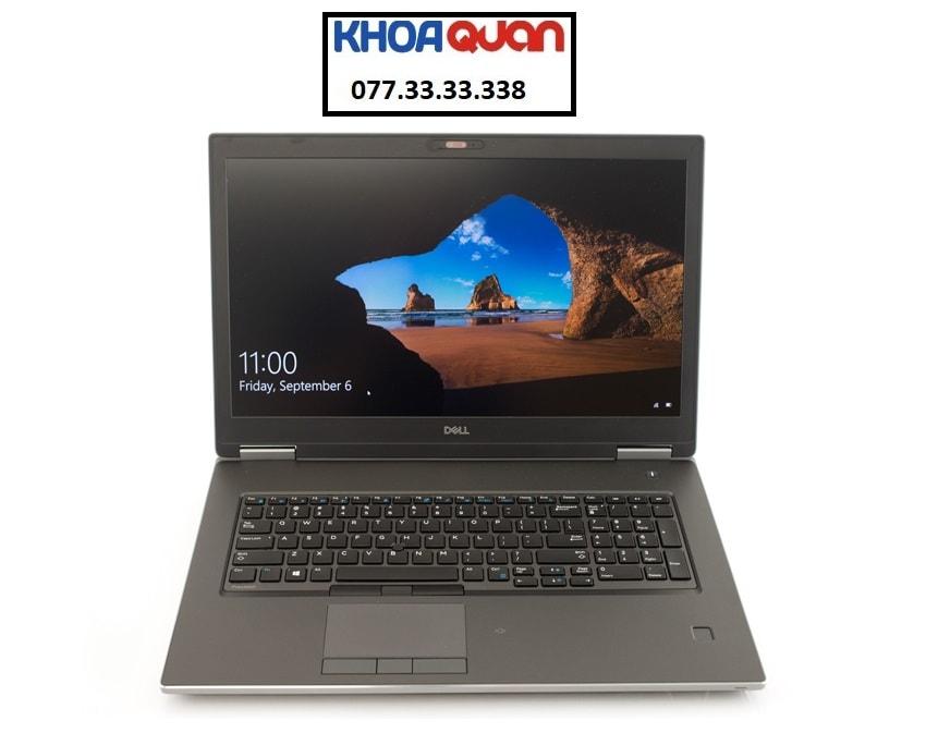 Khoa Quân đơn vị cung cấp laptop Dell Precision 7740