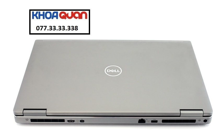 thiết kế Dell Precision 7740