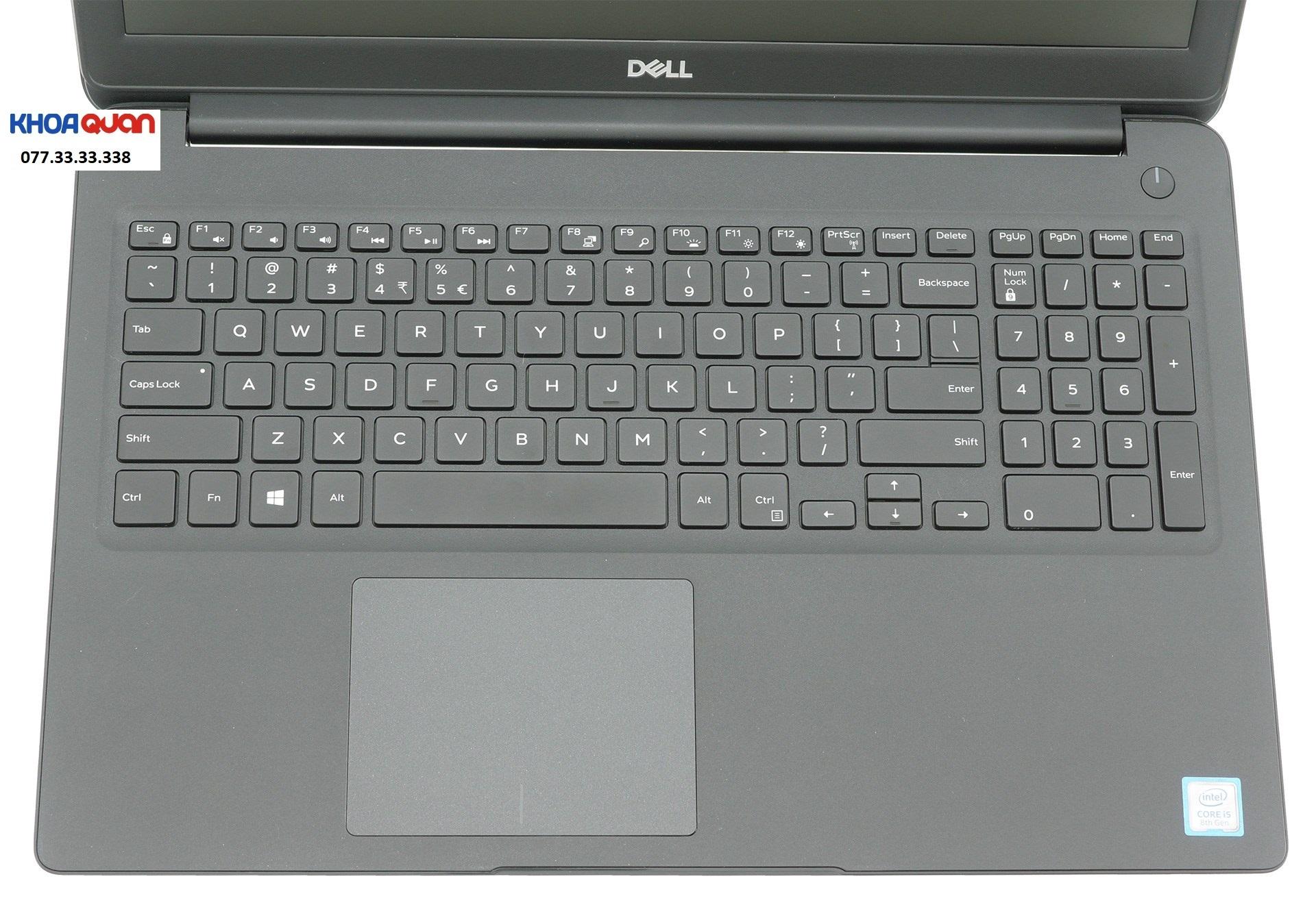 bàn phím của dell latitude 5300