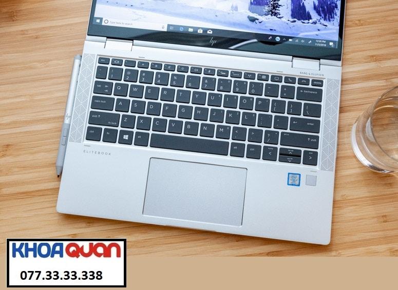 Bàn phím, Touchpad và bút cảm biến
