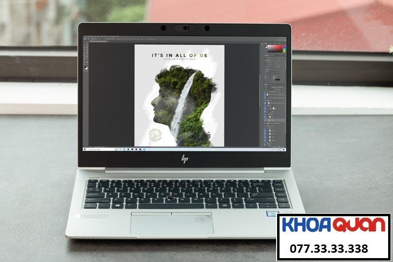 hiệu năng laptop EliteBook 840 G5
