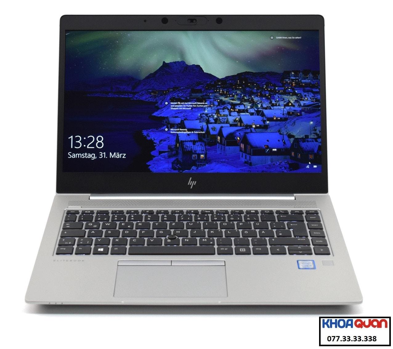 thiết kế HP Elitebook 840 G5