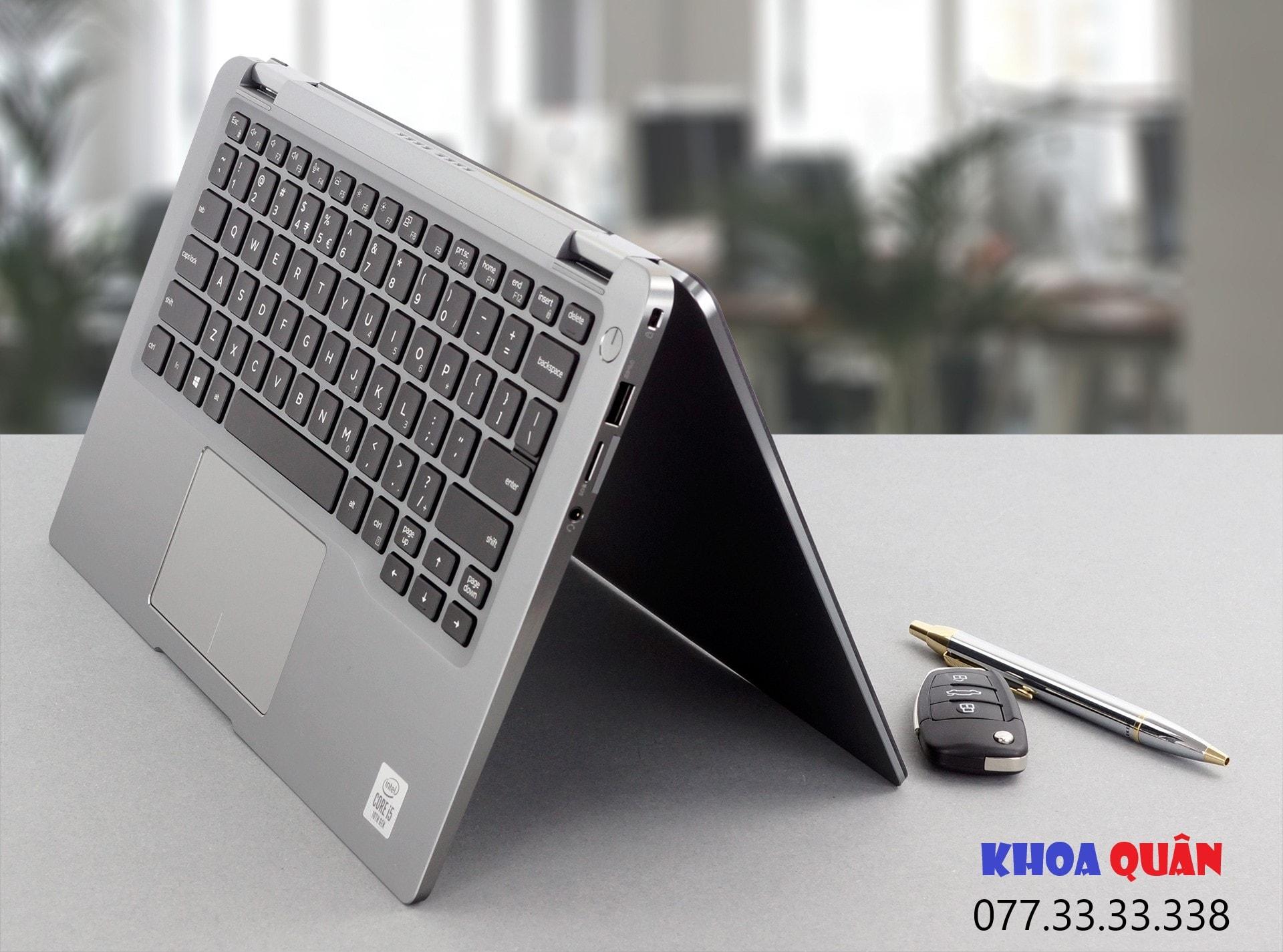 tính năng 2 trong 1 Dell Latitude 9410