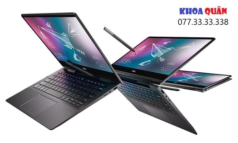 Đánh giá chi tiết về thiết kế nổi bật laptop Dell XPS 7390