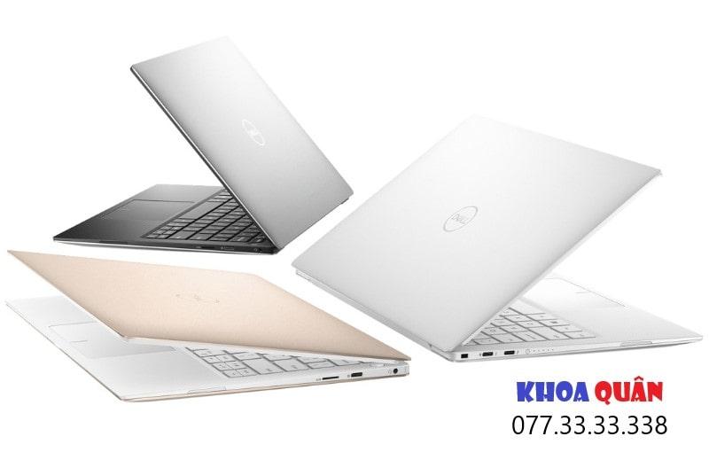 Các tùy chọn cấu hình laptop Dell XPS 13 7390