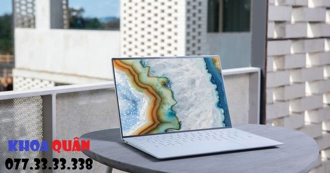 Laptop Dell XPS 13 2 In 1 Chính Hãng Cao Cấp Nhập Khẩu Mỹ