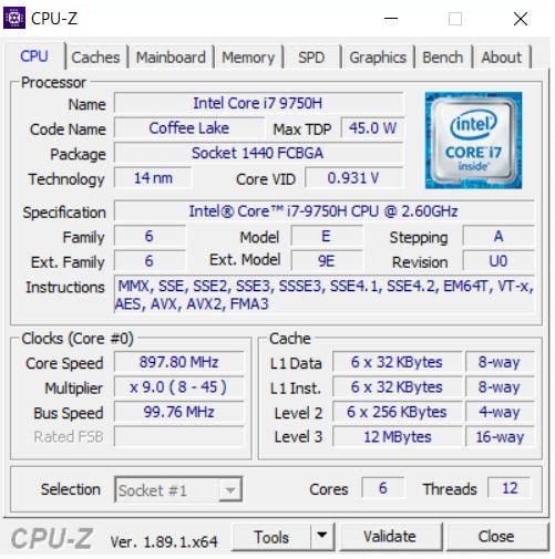 Hiệu suất máy trạm Dell Precision 3541